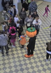 Halloween Vampiri e Streghe a Scuola 2 - Volontari Napoli