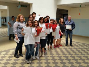 Volontari Scuola Radice Sanzio Ammaturo