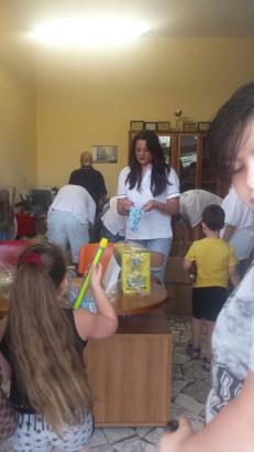 Volontariato per  Napoli