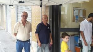Volontari a Napoli