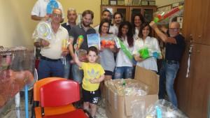 Volontari Citta di Napoli