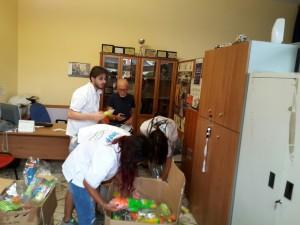 Volontari si nasce