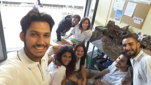 Volontari di Napoli